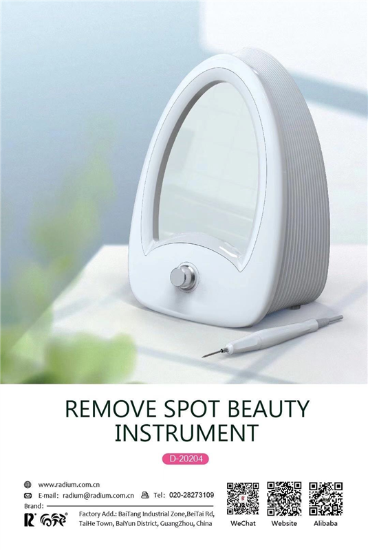 Radium D-20204 Remove Spot Beauty Instrument With Mirror