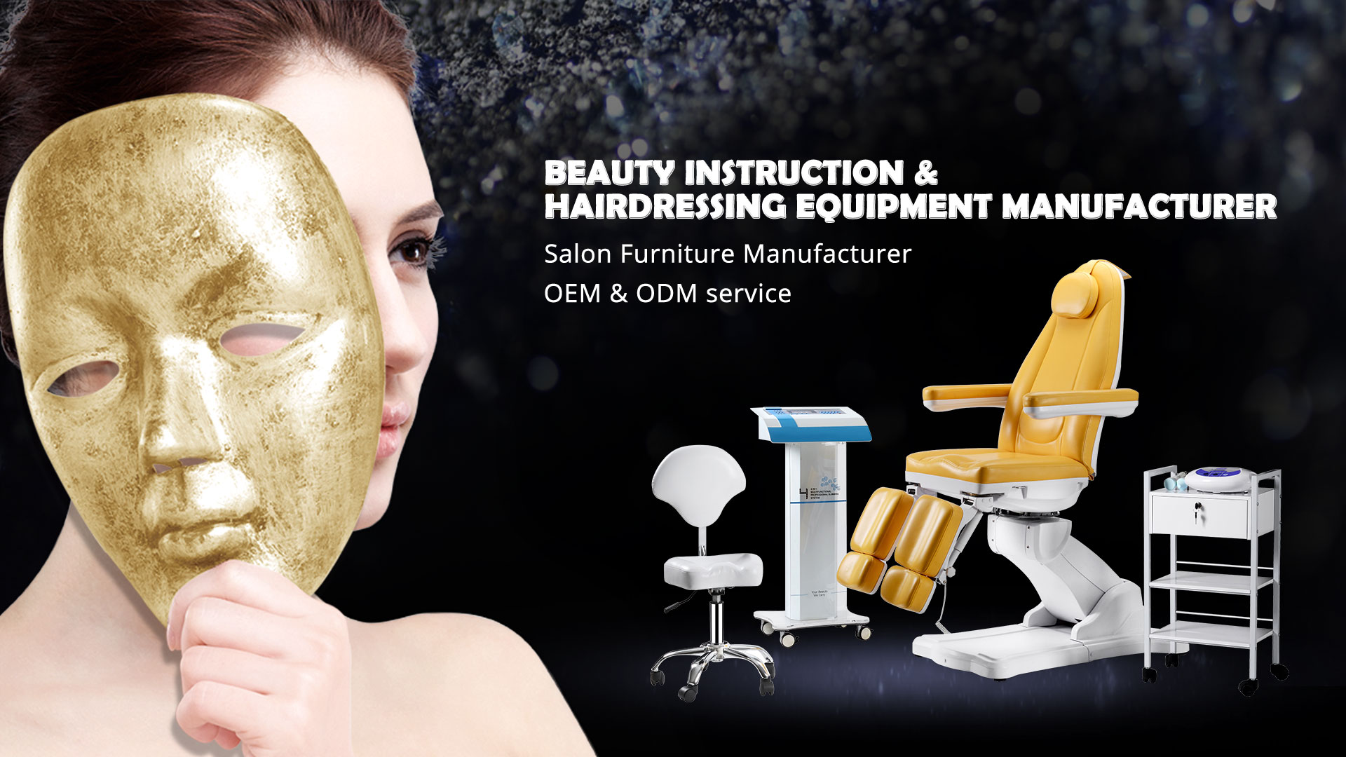 beauty equipment manufacturer